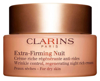 Фото Регенеруючий нічний крем для обличчя для сухої шкіри Clarins Extra-Firming Night Cream for Dry Skin