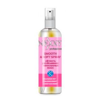 Фото Спрей для легкого расчесывания непослушных волос Nexxt Professional Smooth&Soft Spray