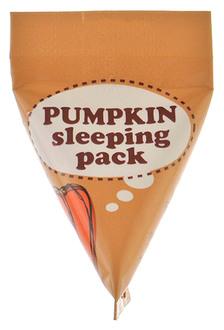 Фото Ночная маска с экстрактом тыквы Too Cool For School Pumpkin Sleeping Pack