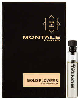 Фото Montale Gold Flowers