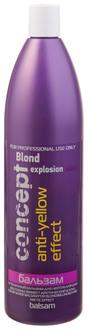 Фото Оттеночный бальзам для нейтрализации желтизны Concept Blond Explosion