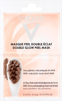Фото Маска-пилинг для сияния кожи Vichy Double Glow Peel Mask