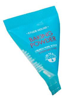 Фото Скраб для очищения кожи лица с пищевой содой Etude House Baking Powder Crunch Pore Scrub