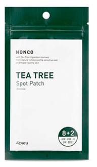 Фото Патчи против прыщей A'pieu Nonco Tea Tree Spot Patch