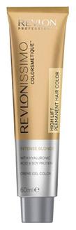 Фото Крем-краска для волос Revlon Professional Revlonissimo Colorsmetique Intense Blonde