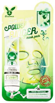Фото Маска с экстрактом центеллы Elizavecca Centella Asiatica Deep Power Ringer Mask Pack
