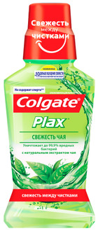Фото Ополаскиватель Свежесть чая Colgate Plax