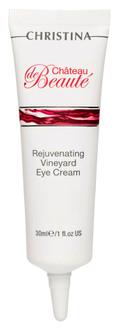 Фото Омолаживающий крем для кожи вокруг глаз Christina Chateau de Beaute Rejuvenating Vineyard Eye Сreаm