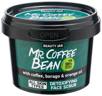 Фото Скраб для лица Beauty Jar Mr. Coffee Bean Detoxifying Face Scrub