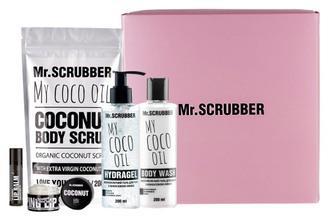 Фото Подарочный набор Mr.Scrubber Beauty box Coconut