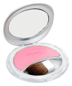 Фото Компактн рум'яна Pupa Silk Touch Compact Blush