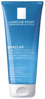 Фото Очищающий гель-мусс для жирной и проблемной кожи La Roche-Posay Effaclar Gel Moussant Purifiant