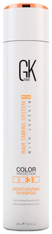 Фото Увлажняющий шампунь защита цвета GKhair Moisturizing Shampoo Color Protection