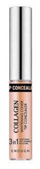 Фото Осветляющий коллагеновый консилер Enough Collagen Whitening Cover Tip Concealer 3in1