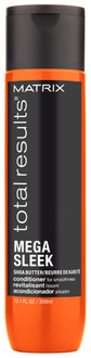 Фото Кондиционер с маслом Ши для гладкости волос Matrix Total Results Mega Sleek Conditioner