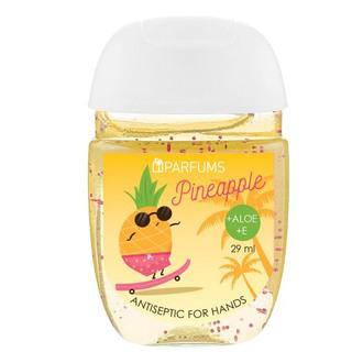 Фото Гель-антисептик для рук Sanitizer Pineapple