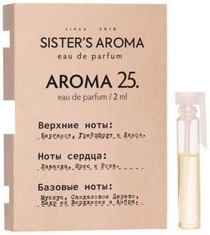 Фото Пробник Sister's Aroma №25