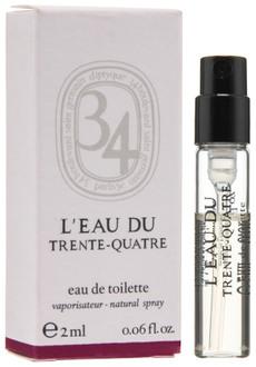 Фото Diptyque 34 L'Eau Du Trente Quatre