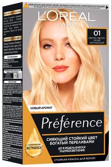 Фото Краска для волос L'Oreal Paris Recital Preference