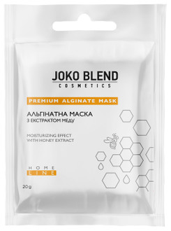Фото Альгинатная маска с экстрактом меда Joko Blend Premium Alginate Mask With Honey Extract