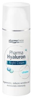 Фото Ночной крем для лица Pharma Hyaluron Night Cream