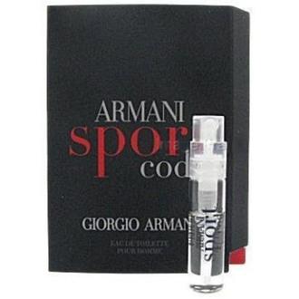 Фото Armani Code Sport
