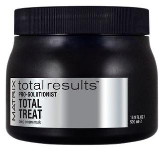 Фото Интенсивно восстанавливающая маска Matrix Total Results Pro-Solutionist Total Treat Deep Cream Mask