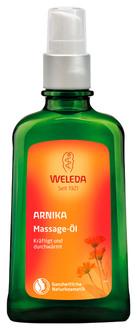 Фото Масажне масло Weleda Arnika Massage Oil