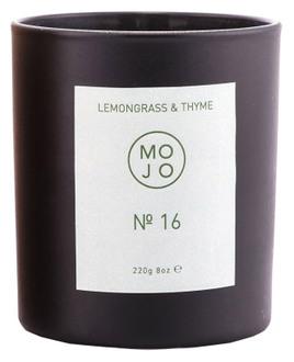 Фото Ароматична свічка Mojo Lemongrass & Thyme №16