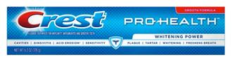 Фото Зубна паста Crest Pro-health Whitening Power Toothpaste