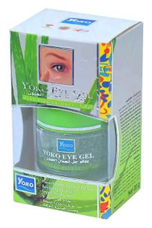 Фото Зволожувальний гель для шкіри повік з екстрактом алое вера Yoko Eye Gel
