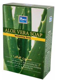 Фото Відбілювальне мило для тіла Yoko Aloe Vera Whitening Soap