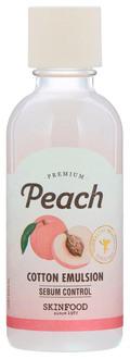 Фото Емульсія для обличчя SkinFood Premium Peach Cotton Emulsion