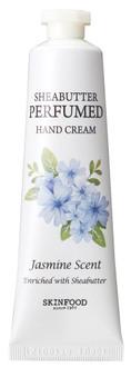 Фото Крем для рук SkinFood Shea Butter Perfumed Hand Cream Jasmine Scent
