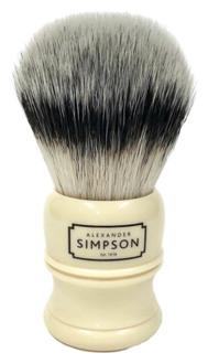 Фото Помазок для гоління Alexander Simpson Trafalgar Synthetic Fibre