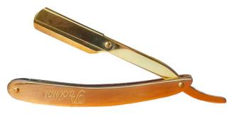 Фото Небезпечна бритва зі змінними лезами Pacinos Gold Swing Lock Razor