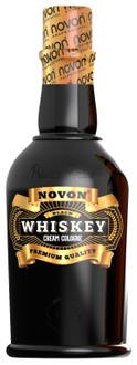 Фото Крем після гоління Novon Whiskey Cream Cologne Black