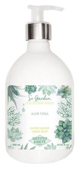 Фото Рідке мило Institut Karite So Garden Liquid Soap Aloe Vera