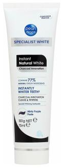 Фото Відбілювальна зубна паста-поліроль Pearl Drops Specialist White Instant Natural White Toothpolish