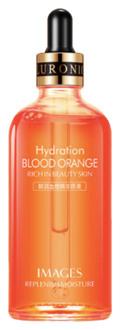 Фото Есенція для обличчя з екстрактом червоного апельсина Images Blood Orange Fresh Moisturizing Essence