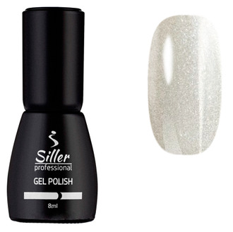 Фото База камуфлююча для нігтів Siller Professional Cover Base Milky Shine 8 ml