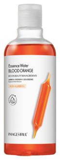Фото Тонер для обличчя з екстрактом червоного апельсина Images Blood Orange Essence Water