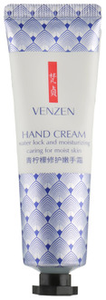 Фото Крем для рук з екстрактом лимона Venzen Lemon Repair Soft Hand Cream