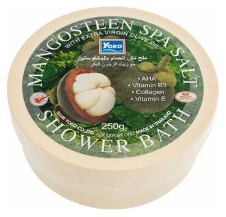 Фото Скраб-сіль для душу з мангостином Yoko Mangosteen Spa Salt Shower Bath