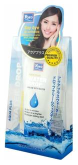 Фото Зволожувальний крем для обличчя Yoko Aqua Plus Water Drop