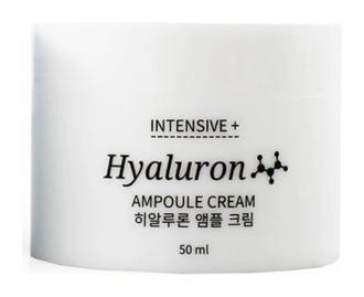 Фото Крем для обличчя ампульний з гіалуроном Jkosmec Hyaluron Intensive+ Ampoule Cream
