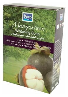Фото Мило для тіла з екстрактом мангостину Yoko Mangosteen Whitening Soap