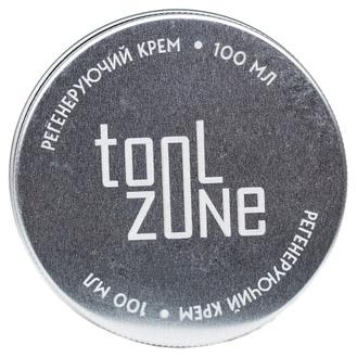 Фото Регенеруючий крем для рук з олією мигдалю і вітамінним комплексом Tool Zone