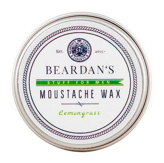 Фото Віск для вусів Beardan's Lemongrass