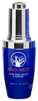 Фото Масло для шкіри голови, волосся і тіла Bao-Med Pure Skin & Scalp Oil